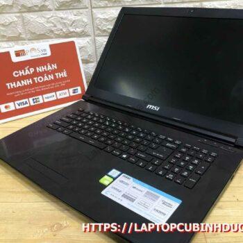 Msi Cx72 I5 7200u 8g Msata 128g 1t Nvidia Gt940mx Lcd 17 Laptopcubinhduong.vn 5 [kích Thước Gốc] Result