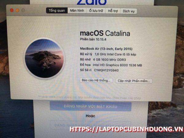 Macbook Air 2015 I5 4g Ssd 128g Laptopcubinhduong.vn 3 [kích Thước Gốc] Result