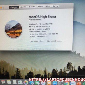 Macbook Pro 2012 I5 Ram 4g Ssd 256g Lcd 13 Laptopcubinhduong.vn 4 [kích Thước Gốc] Result
