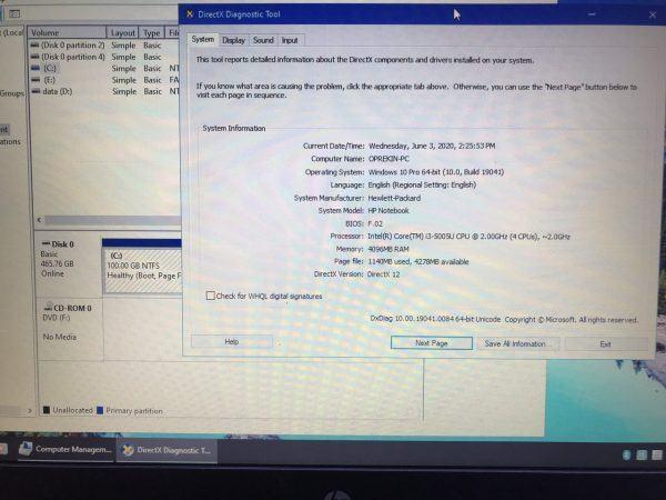 Laptop Hp 14 I3 5005u 4g 500g Lcd 14 Laptopcubinhduong.vn 3