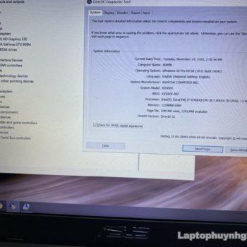 Asus X550 I7 6700hq 12g Ssd 128g Hdd 1t Nvidia Gtx950 Lcd 15 Laptopcubinhduong.vn 1