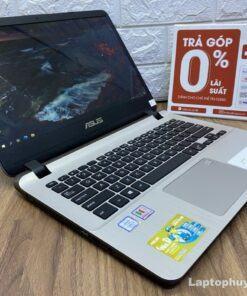 Asus X407 I3 7020u 4g Hdd 1t Lcd 14 Laptophuynhgia.com 1