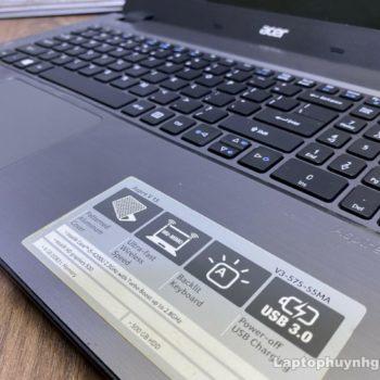 Acer V3 575 I5 6200u 4G HDD 500G LCD 15 Laptophuynhgia.com - Laptop Cũ Bình Dương Huỳnh Gia - TRÙM LAPTOP CŨ