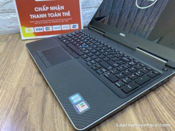 Dell 7510 I7 6820HQ 16G M2 256G HDD 500G Nvidia Quadro M1000 LCD 15 FHD Laptophuynhgia.com 5 - Laptop Cũ Bình Dương Huỳnh Gia - TRÙM LAPTOP CŨ