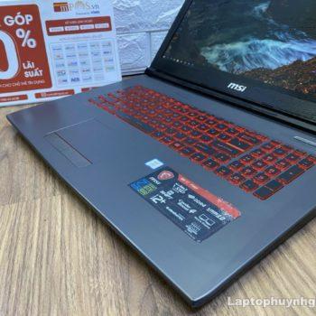 MSI GV72 I7 7700HQ 8G SSD 128G HDD 1T Nvidia GTX1050 LCD 17 laptophuynhgia 1 - Laptop Cũ Bình Dương Huỳnh Gia - TRÙM LAPTOP CŨ