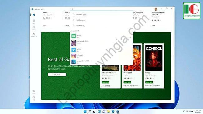 day se la microsoft store moi cua windows 11 va windows 10 8942 27 - Laptop Cũ Bình Dương Huỳnh Gia - TRÙM LAPTOP CŨ