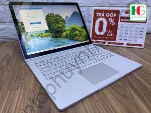surface laptop book 3 intel core i7 1065g7 ram 32g nvme m 2 512g nvidia gtx1650max q lcd 13inch 3k 5725 - Laptop Cũ Bình Dương Huỳnh Gia - TRÙM LAPTOP CŨ