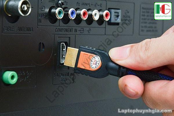 Laptop Cũ Bình Dương Huỳnh Gia - TRÙM LAPTOP CŨ - ket noi laptop voi tivi qua hdmi khong co tieng day la cach khac phuc 4944